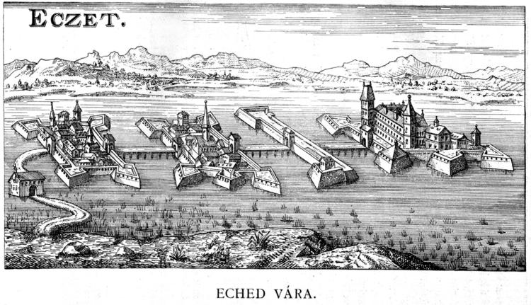Ecsed vára | A kép forrása a Wikipédia