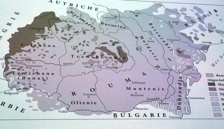 A román vízió