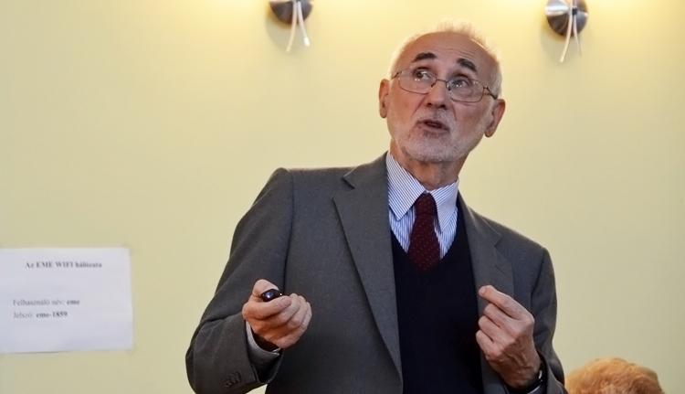 Romsics Ignác Kolozsváron