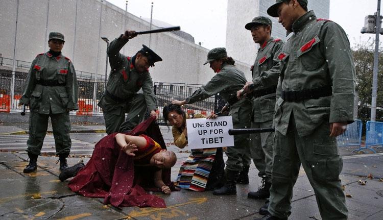 Kiadta emberjogi jelentését a kínai kormány