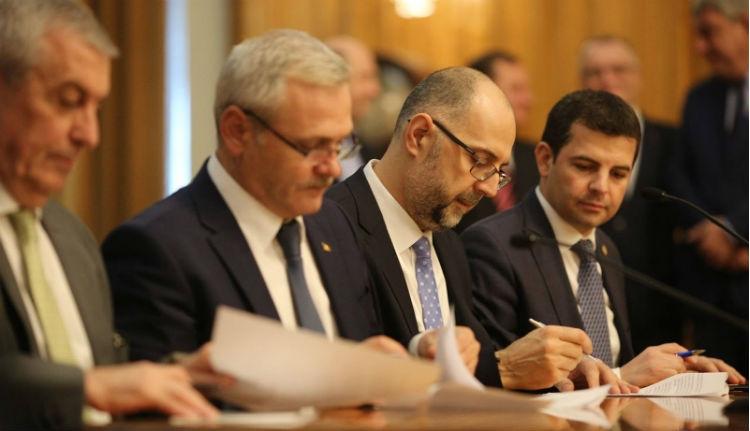 A PSD csárdást jár az RMDSZ-szel Románia múltján