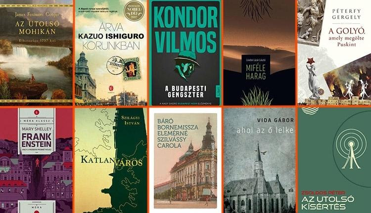Trianon-trauma, budapesti gengszterek, kendőzetlen Kolozsvár – ezeket a könyveket ajánljuk a nyárra