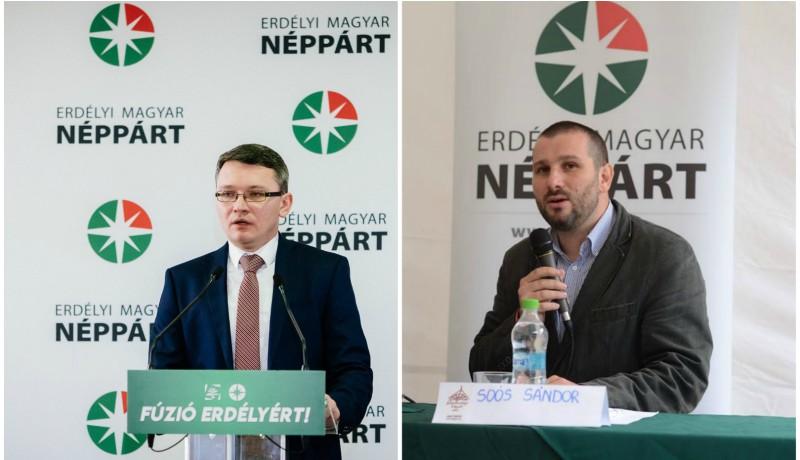 Zsarolásszagú ajánlattal állt elő az EMNP-t perelő volt Kolozs megyei elnök